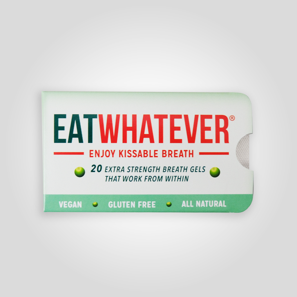 Eatwhatever® Peppermint Breath Gels